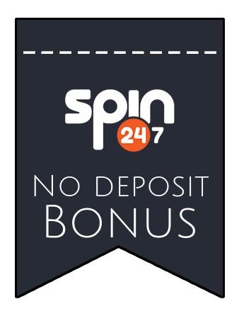 Spin247 - no deposit bonus CR