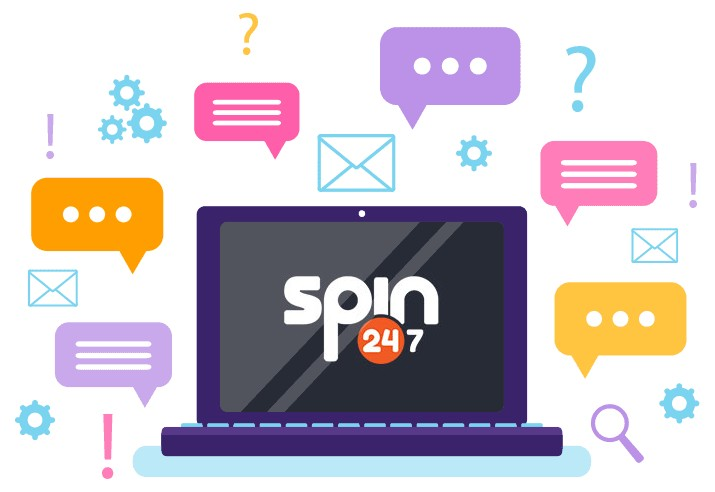 Spin247 - Support