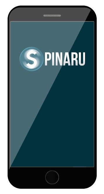Spinaru Casino - Mobile friendly