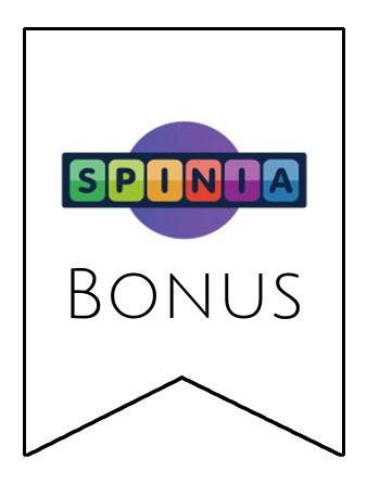 Latest bonus spins from Spinia Casino