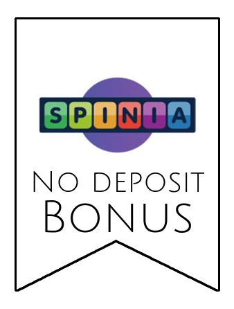 Spinia Casino - no deposit bonus CR