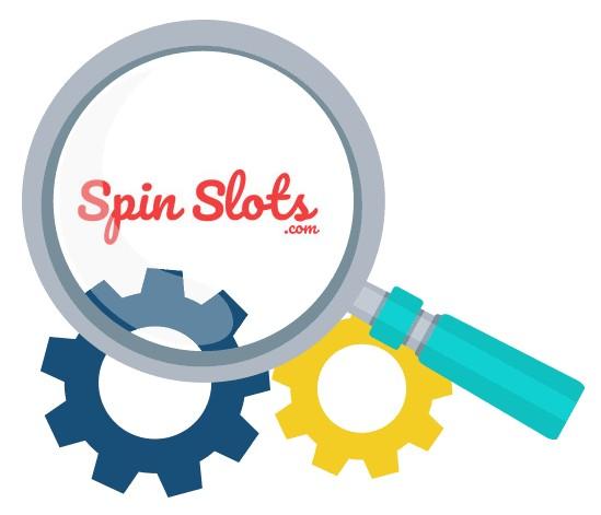 Spinslots - Software