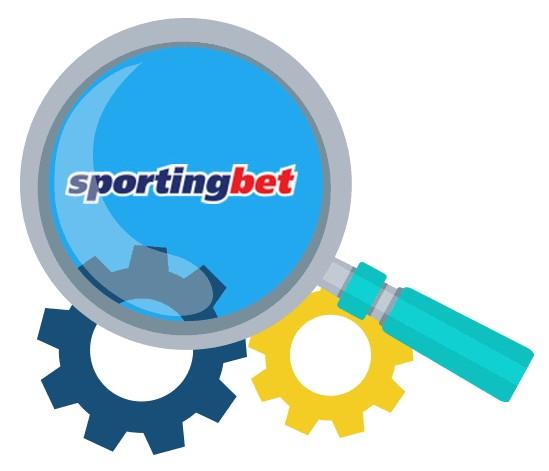 Sportingbet Casino - Software