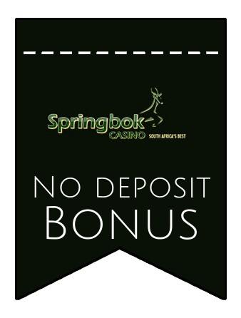 Springbok Casino - no deposit bonus CR