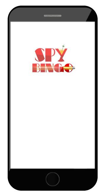 Spy Bingo Casino - Mobile friendly