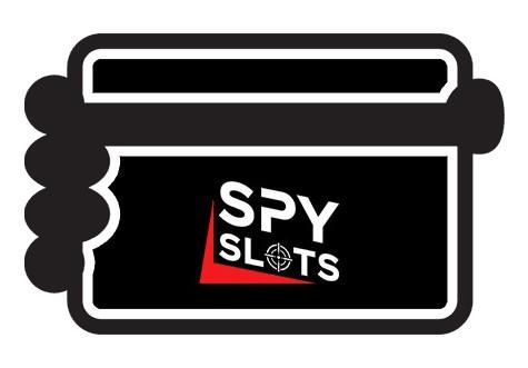 Spy Slots - Banking casino