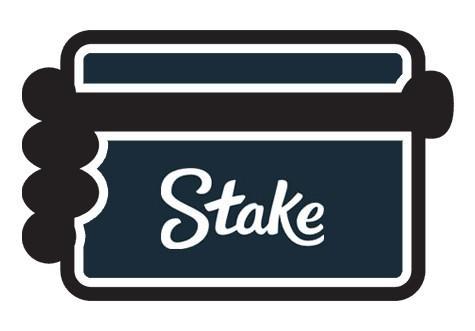 Stake - Banking casino