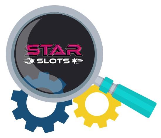 Star Slots - Software