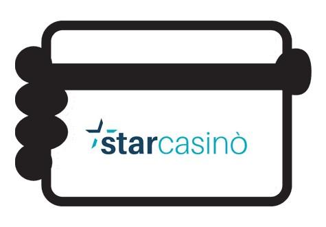StarCasino - Banking casino