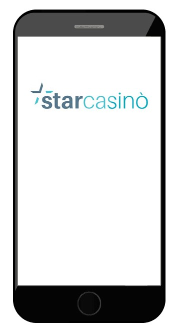 StarCasino - Mobile friendly