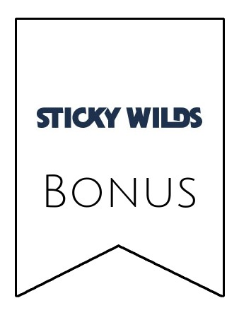 Latest bonus spins from StickyWilds