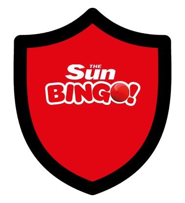 Sun Bingo - Secure casino