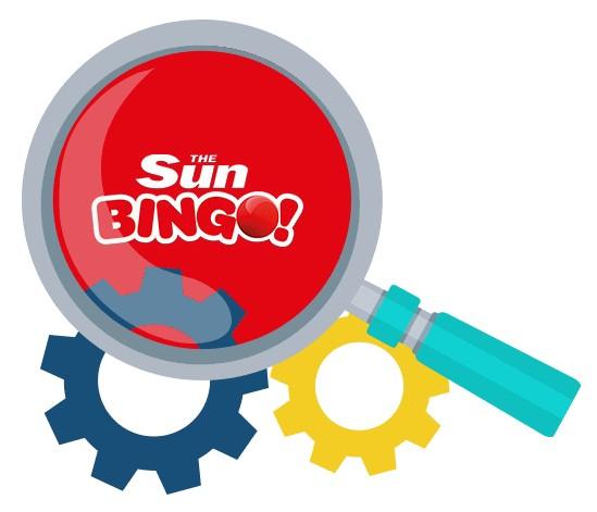 Sun Bingo - Software