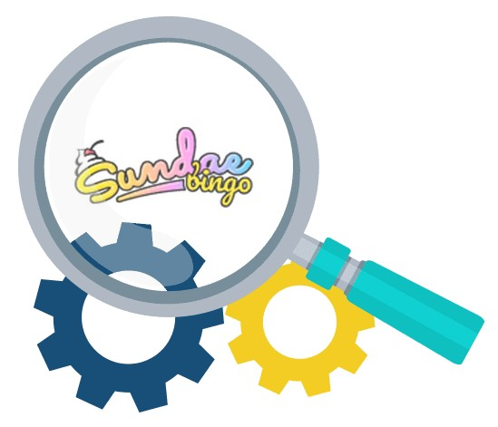 Sundae Bingo Casino - Software