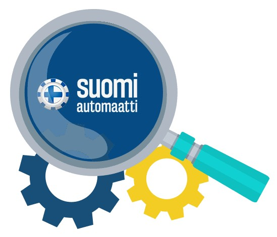 Suomiautomaatti Casino - Software