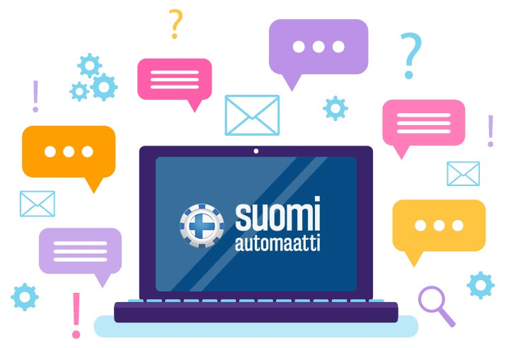 Suomiautomaatti Casino - Support