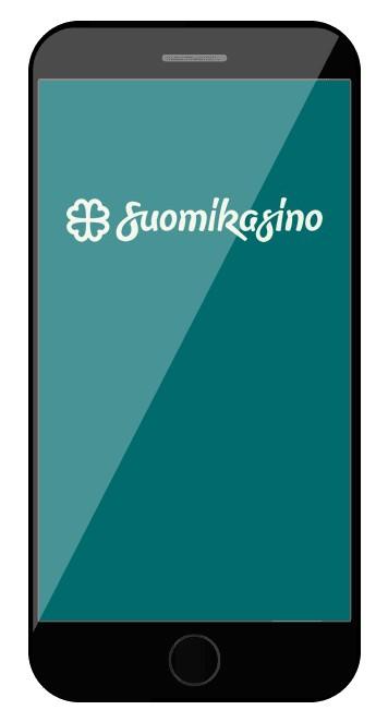 Suomikasino - Mobile friendly