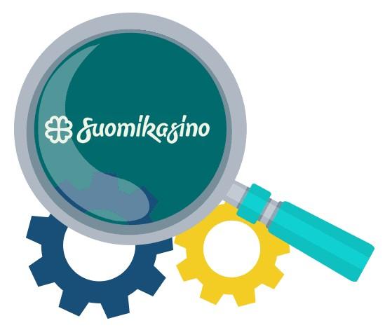 Suomikasino - Software