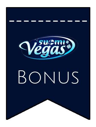 Latest bonus spins from SuomiVegas Casino