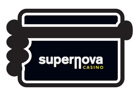 Supernova Casino - Banking casino