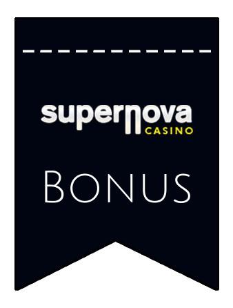Latest bonus spins from Supernova Casino