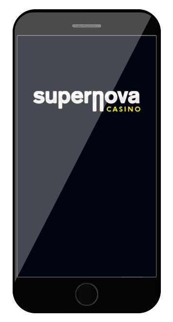 Supernova Casino - Mobile friendly