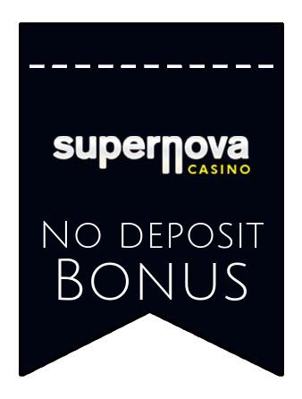 Supernova Casino - no deposit bonus CR