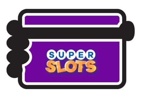 Superslots - Banking casino