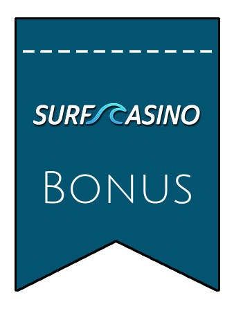 Latest bonus spins from Surf Casino