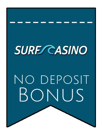 Surf Casino - no deposit bonus CR