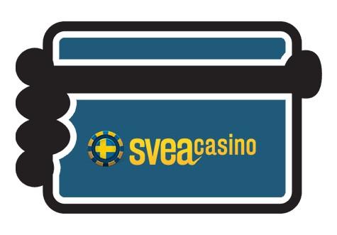 SveaCasino - Banking casino