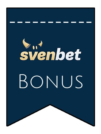 Latest bonus spins from Svenbet Casino