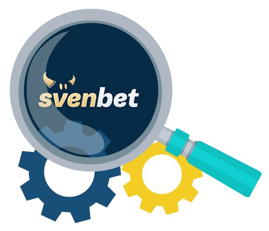 Svenbet Casino - Software