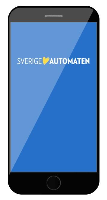 SverigeAutomaten Casino - Mobile friendly
