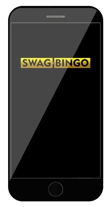 Swag Bingo Casino - Mobile friendly