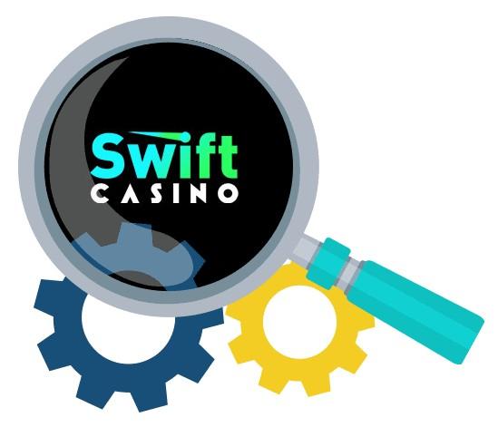 Swift Casino - Software