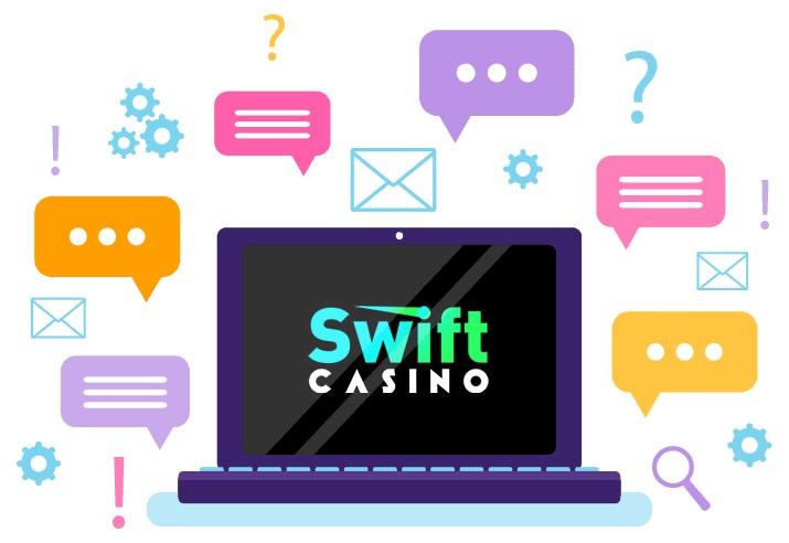 Swift Casino - Support