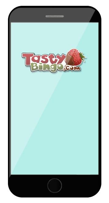 Tasty Bingo Casino - Mobile friendly