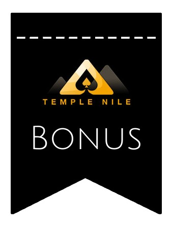 Latest bonus spins from Temple Nile Casino