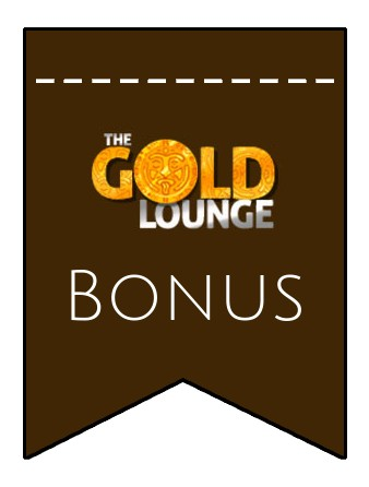 Latest bonus spins from The Gold Lounge Casino