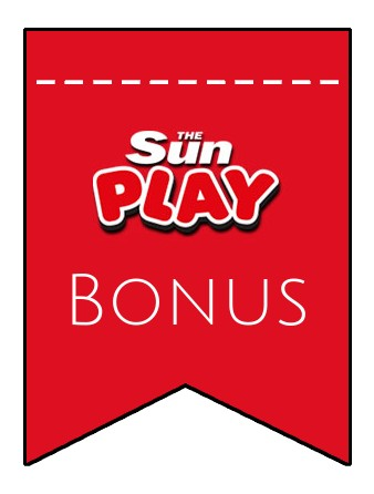 Latest bonus spins from The Sun Play Casino