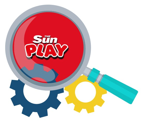 The Sun Play Casino - Software