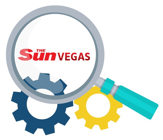 The Sun Vegas - Software