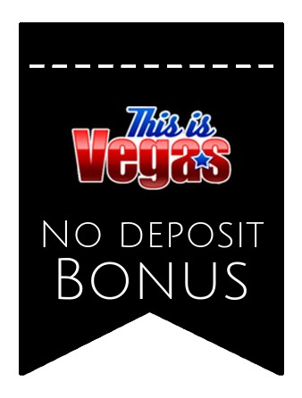 This is Vegas - no deposit bonus CR