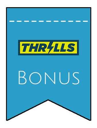 Latest bonus spins from Thrills Casino