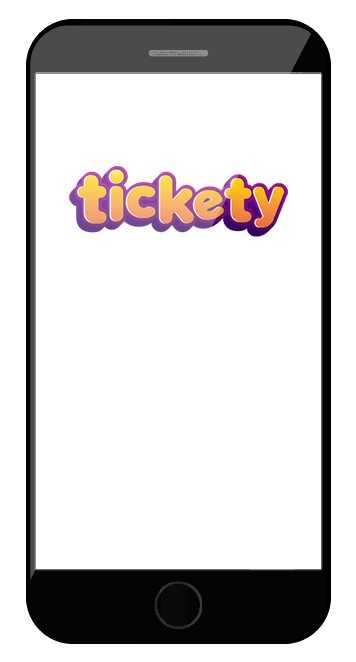 Tickety - Mobile friendly