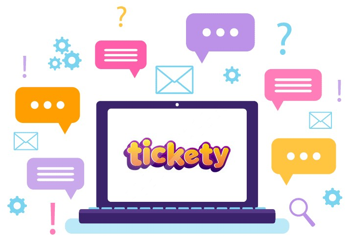 Tickety - Support