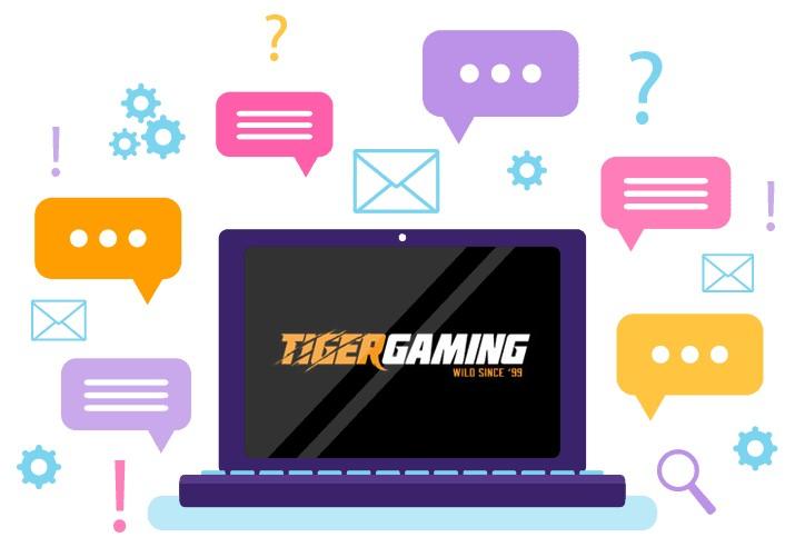 TigerGaming - Support