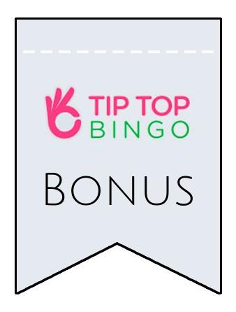 Latest bonus spins from Tip Top Bingo