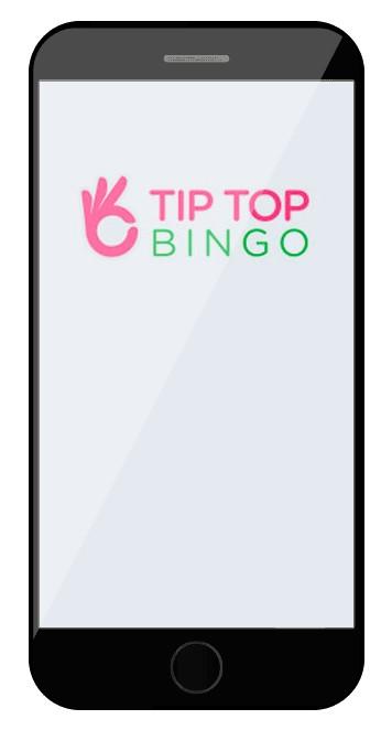 Tip Top Bingo - Mobile friendly